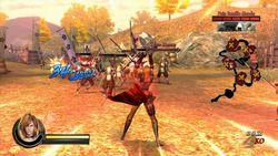 Sengoku Basara Samurai Heroes (1)