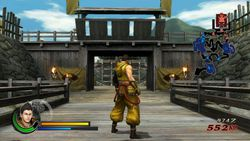 Sengoku Basara Samurai Heroes (7)