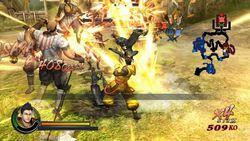 Sengoku Basara Samurai Heroes (8)
