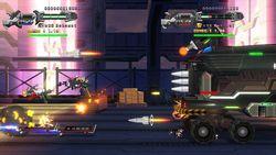 Hard Corps Uprising PSN (2)