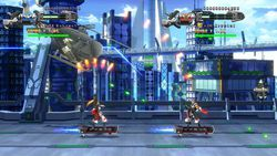 Hard Corps Uprising PSN (5)