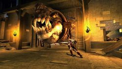 test god of war chains of olympus psp image (7)