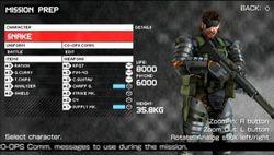 Metal Gear Solid Peace Walker (6)