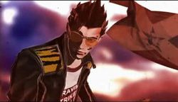 No More Heroes : Desperate Struggle - 2