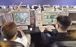 Joueurs jeux video