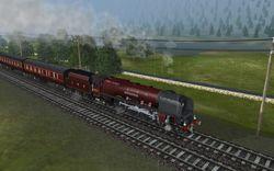 Trainz Simulator 2010 Duchess - Image 1