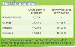 Powownow-economies