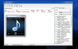 Streamwriter screen