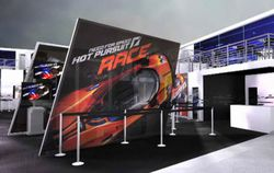 Need For Speed Hot Pursuit Race - Stand