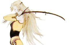 Final Fantasy VI - Celes