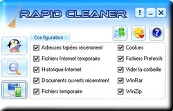ZNsoft Rapid Cleaner