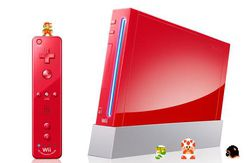 Wii rouge