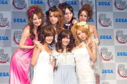 Yakuza 5 - casting hôtesses gagnantes (1)