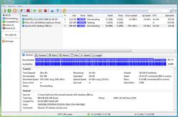 uTorrent screen2