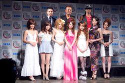 Yakuza 5 - casting hôtesses gagnantes (2)