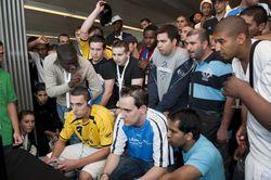 PES League 2010 - Foule 2