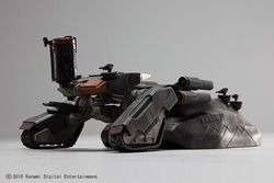 Metal Gear Solid Peace Walker - Jouets Square Enix (7)