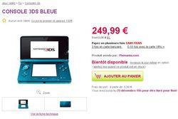 Pixmania - prix Nintendo 3DS