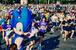 Sonic 20 ans - Marathon de Paris 2011 (4)
