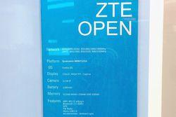 ZTE Open specs