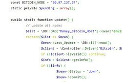 Mtgox code source