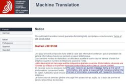 Espacenet-brevets-traduction