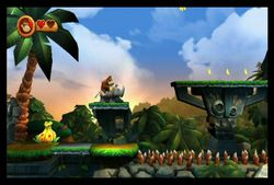 Donkey Kong Country returns (15)