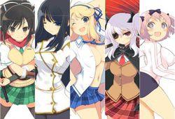 Kagura Portrait of Girls 3DS