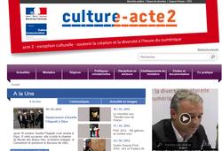 Ministère Culture
