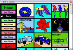 Connected Kids Coloring Book screen 3