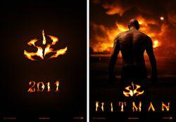 Hitman 5 - Poster