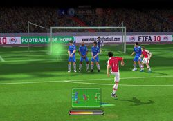 FIFA 10 -Wii