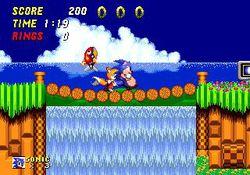 Sonic 2 XL - hack
