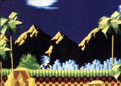 Sonic the Hedgehog - premières images EGM (2)