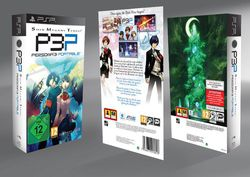 Persona 3 Portable - version collector