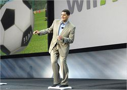 Reggie Fils-Aime - PDG Nintendo America - Wii Fit
