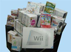Pack Wii Enterking - fukubukuro