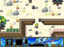 The Legend of Zelda Link's Awakening - fan remake (5)