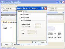 Defraggler 2.0 représentations