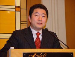 Yoichi Wada - président Enix