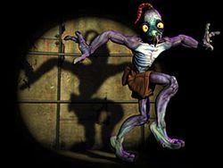 Oddworld - artwork