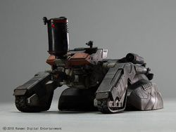 Metal Gear Solid Peace Walker - Jouets Square Enix (8)