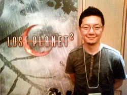 Jun Takeuchi - Lost Planet 2