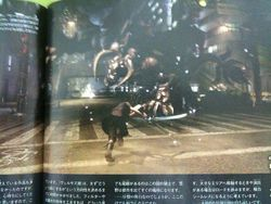 Final Fantasy Versus XIII gameplay - Famitsu (1)