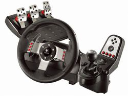 GT5 - Logicool G27 Racing Wheel
