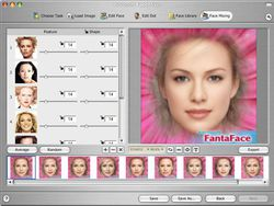 Abrosoft FantaFace Mixer  screen 3