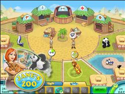 Zoo Super Pack Jane's Zoo et Three Days Zoo Mystery screen 2