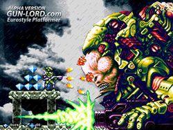 Gun-Lord - Dreamcast Neo Geo (1)