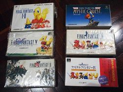 Final Fantasy collection eBay (4)