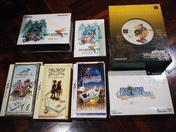 Final Fantasy collection eBay (5)